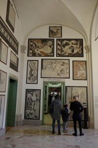 レッジョ・エミリアの愛しきものども〜市立博物館にて - カマクラ ときどき イタリア