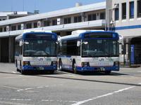 JRバスも30周年。 - タビノイロドリ