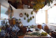 アトリエ内部の様子/児島の小さなアトリエ/児島 - 建築事務所は日々考える
