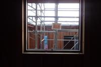 漸く屋根が完成 - Studio aula ツナグツナガル
