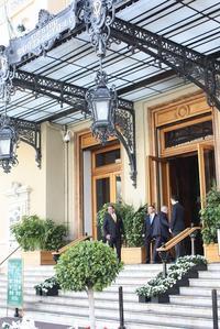 Casino cafe de Paris Monte-Carlo - Rose ancient 神戸焼き菓子ギャラリー