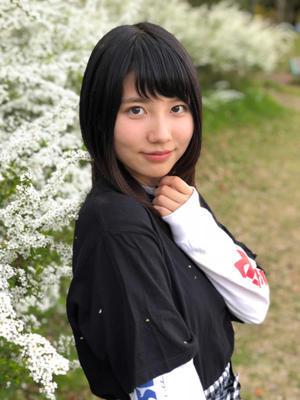桜満開!かえでさんを撮影 - ヒエイの徒然写真日記