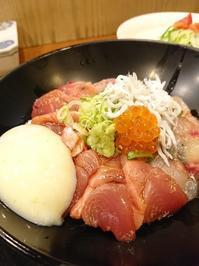 高級感いっぱいのお店で海鮮丼 割烹 味菜 - 今日はなに食べる? ☆大阪北新地ランチ