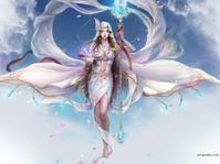 日本神話に登場するような女性 - 大海の占い日記