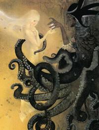 Nadezhda Illarionova の人魚姫③ - Books