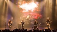 Amon Amarth + Sabaton来日公演レポ - 2018.3.31 - 帰ってきた、モンクアル?