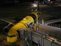 HND - 339 - fun time (飛行機と空)