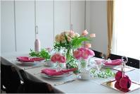 3月のテーブルは.....🌸 - La recette
