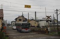 農協前(阿久根) - リンデンバス ~バス停とその先に~