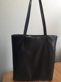 革のミニバッグ - handmade