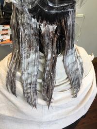 ブリーチオンカラー - blanc.hair  髪とコネタ