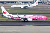 Tokyo International Airport April 4,2018 - Plane Spotting Report Stone Blue & Hazel