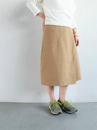 ASEEDONCLOUD HW skirt / Compact cloth - 『Bumpkins putting on airs』
