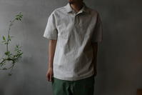 第4140回綿麻のシャツ。 - NEEDLE&THREAD Meji/NO.3