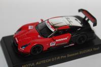1/64 Kyosho GT-R RACING CAR MOTUL AUTECH GT-R Pre Season SUZUKA Test - 1/87 SCHUCO & 1/64 KYOSHO ミニカーコレクション byまさーる