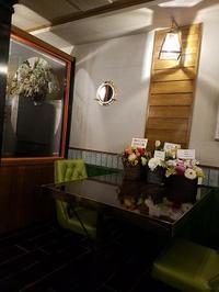 隠れ家レストランでディナー@パッダ - 牡蠣を煮ていた午後