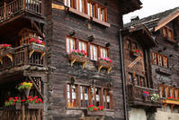 2015 スイスフランスツーリング花の美しい村グリメンツ - Motorradな日々 2