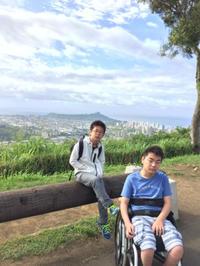 Hawaii Day2 タンタラスの丘とカイマナビーチ - Flying Kite@Japan!
