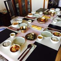 久しぶりの韓国料理教室へ♪「韓国料理の会」 - ハレクラニな毎日Ⅱ
