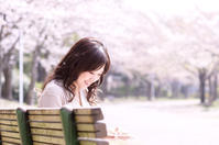 今年の桜ポートレイト(1) - ポートフォリオ