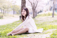 今年の桜ポートレイト(4) - ポートフォリオ