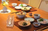 鯛と味噌だれ - まほろば食日記