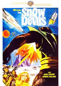 「雪の悪魔」La morte viene dal paineta Aytin  (aka Snow Devils)  (1966) - なかざわひでゆき の毎日が映画三昧