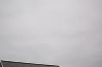 肌寒い曇りの日(層雲) - いま、そこにある雲