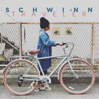 2018 SCHWINN シュウィン『TRAVELER トラベラー』クルーザー おしゃれ自転車 自転車女子 自転車ガール  コミューターバイク オシャレ自転車 - サイクルショップ『リピト・イシュタール』 スタッフのあれこれそれ