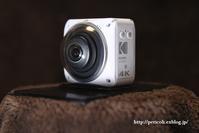 車載カメラの更新 - オット、カメラ(と自転車)に夢中