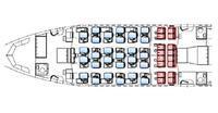 ◆ マレーシア航空 A330ビジネスクラスでクアラルンプールへ、その5「中央列は?」(2018年2月) - 空と 8 と温泉と