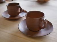 窯出し新製品 カップ&ソーサーや急須やいろいろ… - のぼり窯 窯元の日々