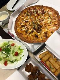 ピザ - 庶民のショボい食卓