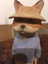 「木村藤一の小さな動物達」一週目が終わりました。 - アゲルはクラフトの畑