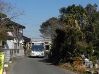 弓場ヶ尾 - リンデンバス ~バス停とその先に~