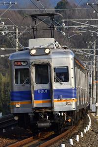 南海電気鉄道 6000系 美加の台面縦 - レイルウェイの毎日