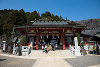 阿夫利神社と大山寺(丹沢・大山) - ろーりんぐ ☆ らいふ