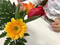 【保育園花育レポ】「お花は生き物」と感じる瞬間 - 「花」と「自分」を楽しむ花教室*  fleur Nature-フルール ナチュール-