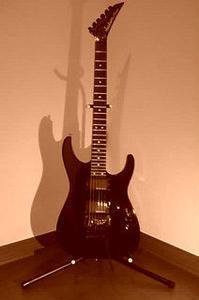 ギター #459 - 「 K 」 Diary