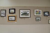 絵の展示会 - 南加フォト