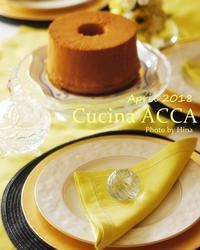 4月のレッスン初日でした♪ - Cucina ACCA