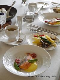 教室へのご質問 - ーAkashi Yasashii Cooking Salonー明石 料理教室/家庭料理・おもてなし料理/テーブルコーディネート/明石/垂水/神戸/加古川