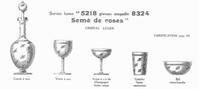 Baccarat Semé de roses - GALLERY GRACE ギャラリーグレース BLOG