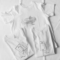 初夏に向けてプリントTシャツ~YAECA - addictな日々
