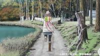 「ゆるキャン△」舞台探訪007リンとなでしこ2人の四尾連湖キャンプ(第06と07話) - 蜃気楼の如く