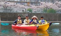 『東京水路カヤックツアー』に行ってきました! - アコースティックな風