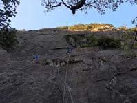 城山クッキングワールド~東南壁(4月8日) - ちゃおべん丸の徒然登攀日記