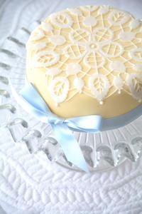 レースのレモンケーキレッスンのお知らせ - Misako's Sweets Blog
