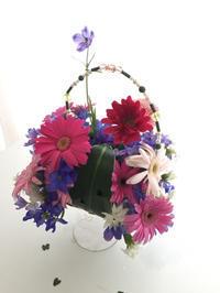 バッグブーケ - **おやつのお花*   きれい 可愛い いとおしいをデザインしましょう♪