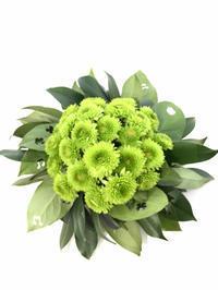 グリーンのブーケ - **おやつのお花*   きれい 可愛い いとおしいをデザインしましょう♪